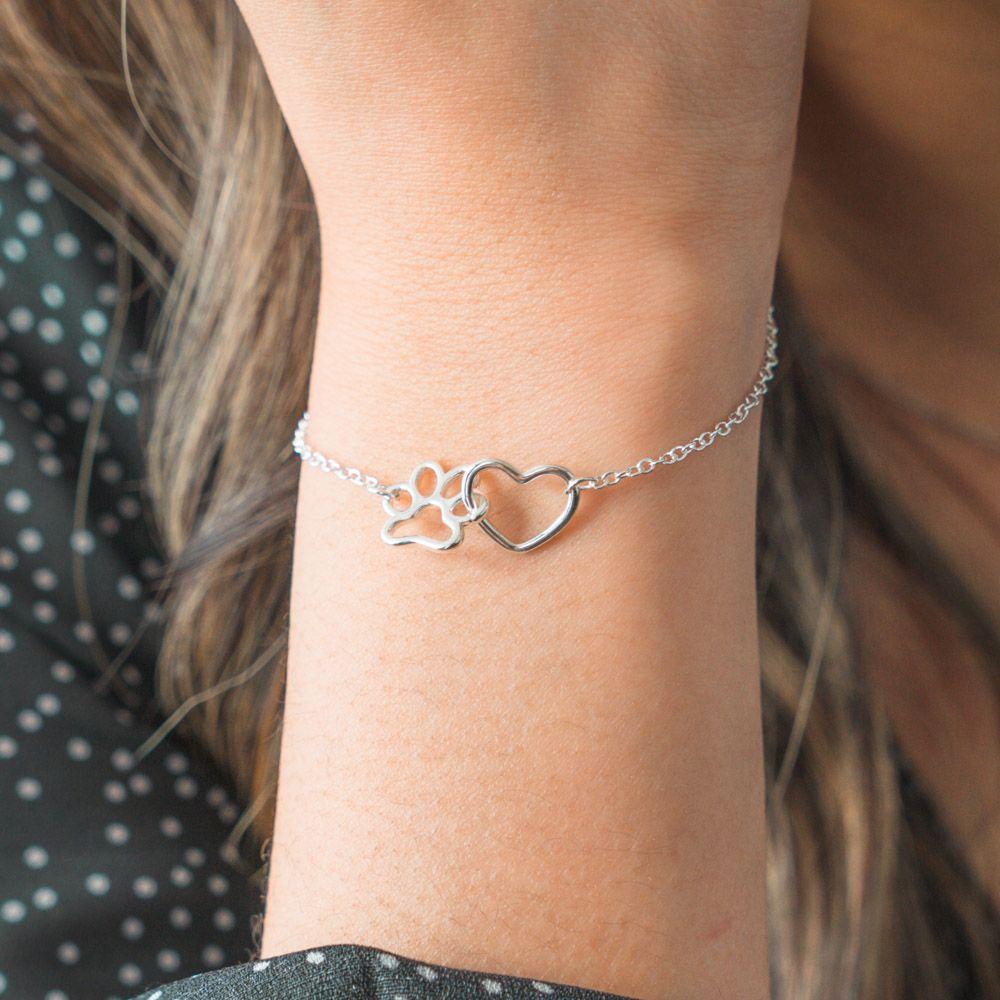 Forever Connected Dog Mom Bracelet 🐾 Deal 25% Off!