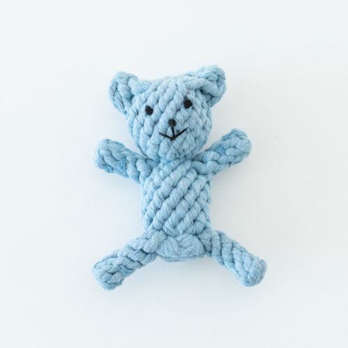 Special Offer! My Little Blue Bear Rope Toy