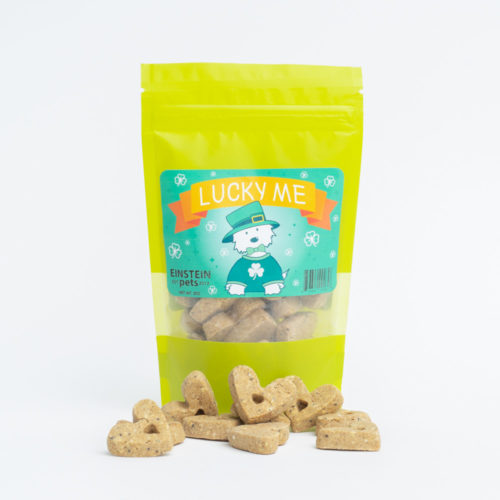 St. Patrick's Lucky Dog Baked Treats