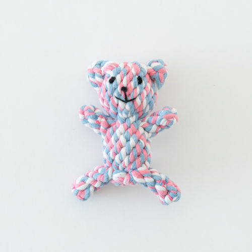 My Little Bear Rope Toy