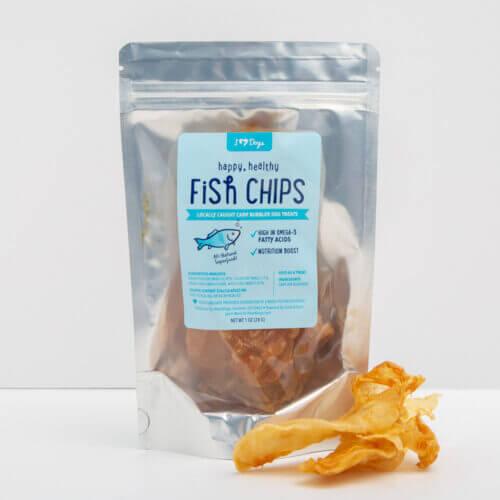 Happy, Healthy™  Fish Chip Treats (1 oz)