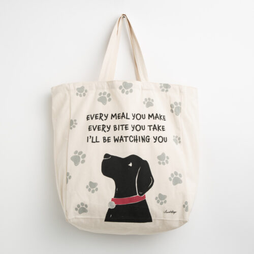 Every Meal You Make Large Canvas Tote