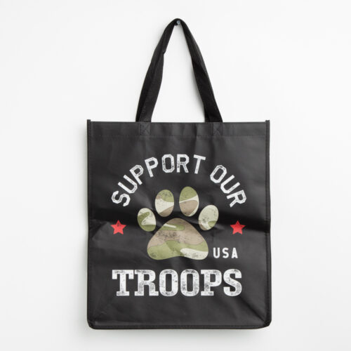 Support Our Troops Grocery Bag 🐾 Get 4 for $15.00