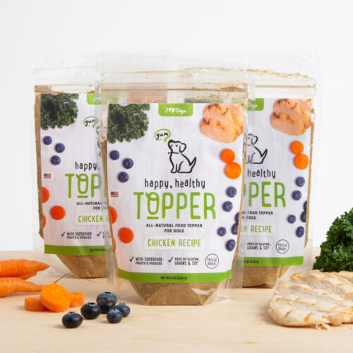 Happy, Healthy™️ Food Topper (8 oz, 3 Pack)