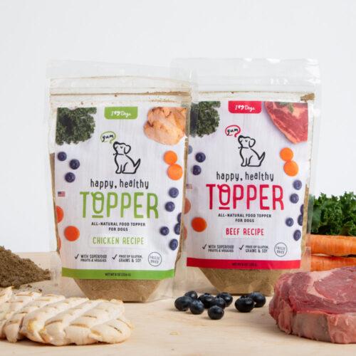 Happy, Healthy™️ Food Topper Flavor Sampler (8 oz, 2 Pack)