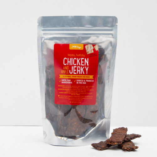 Happy, Healthy™️ Chicken And Apple Jerky (4 oz)