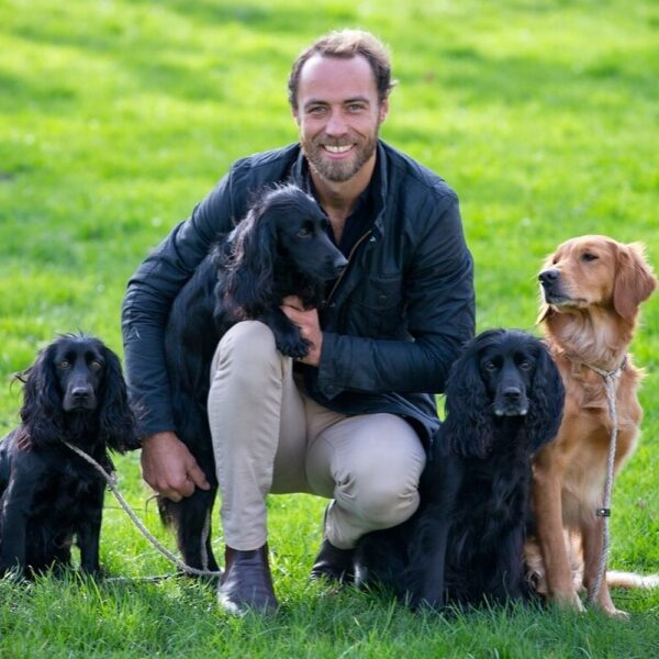James Middleton Dogs