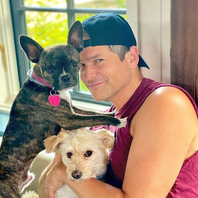 David Burtka Dogs