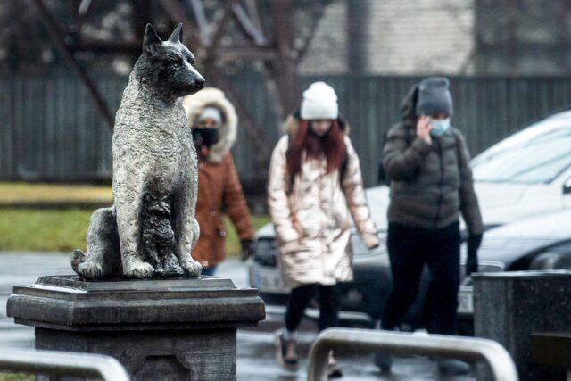 Zorik Statue