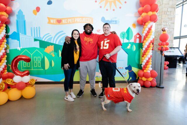Derrick Nnadi Dog Adoption