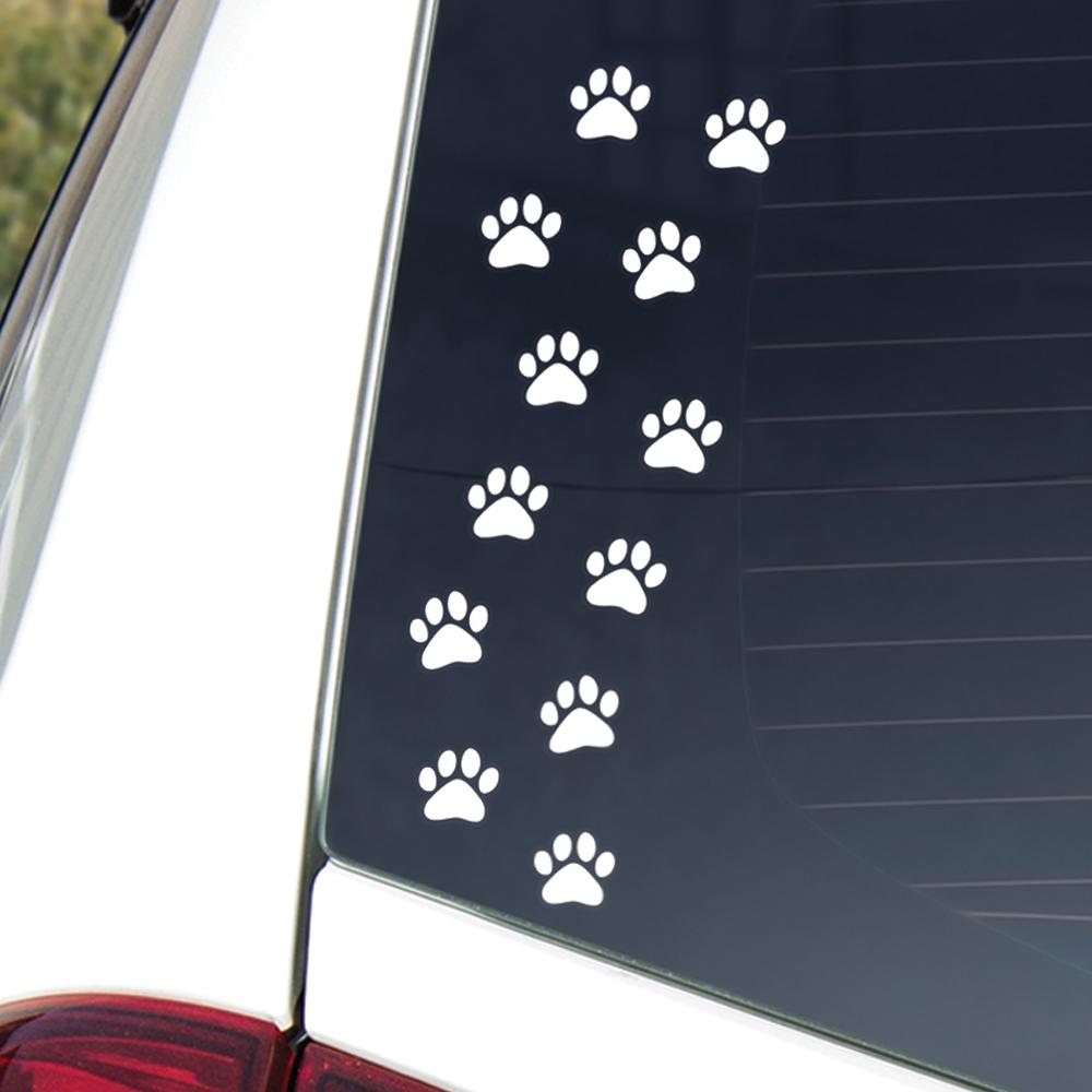 Puppy Paws 🐾 Sticker Set