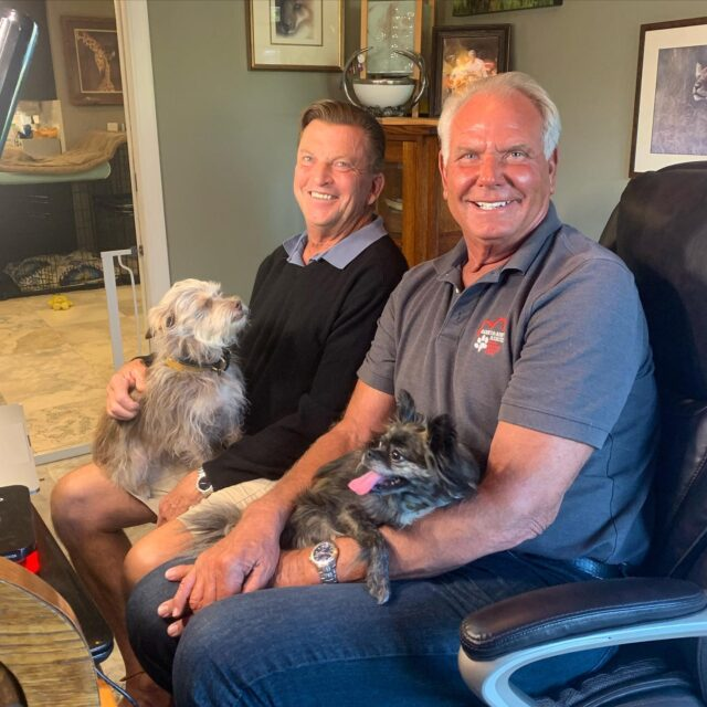 Couple Rescues Dogs