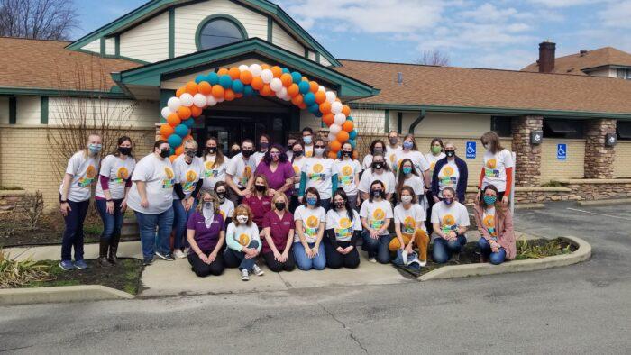 Kentucky Humane Society staff