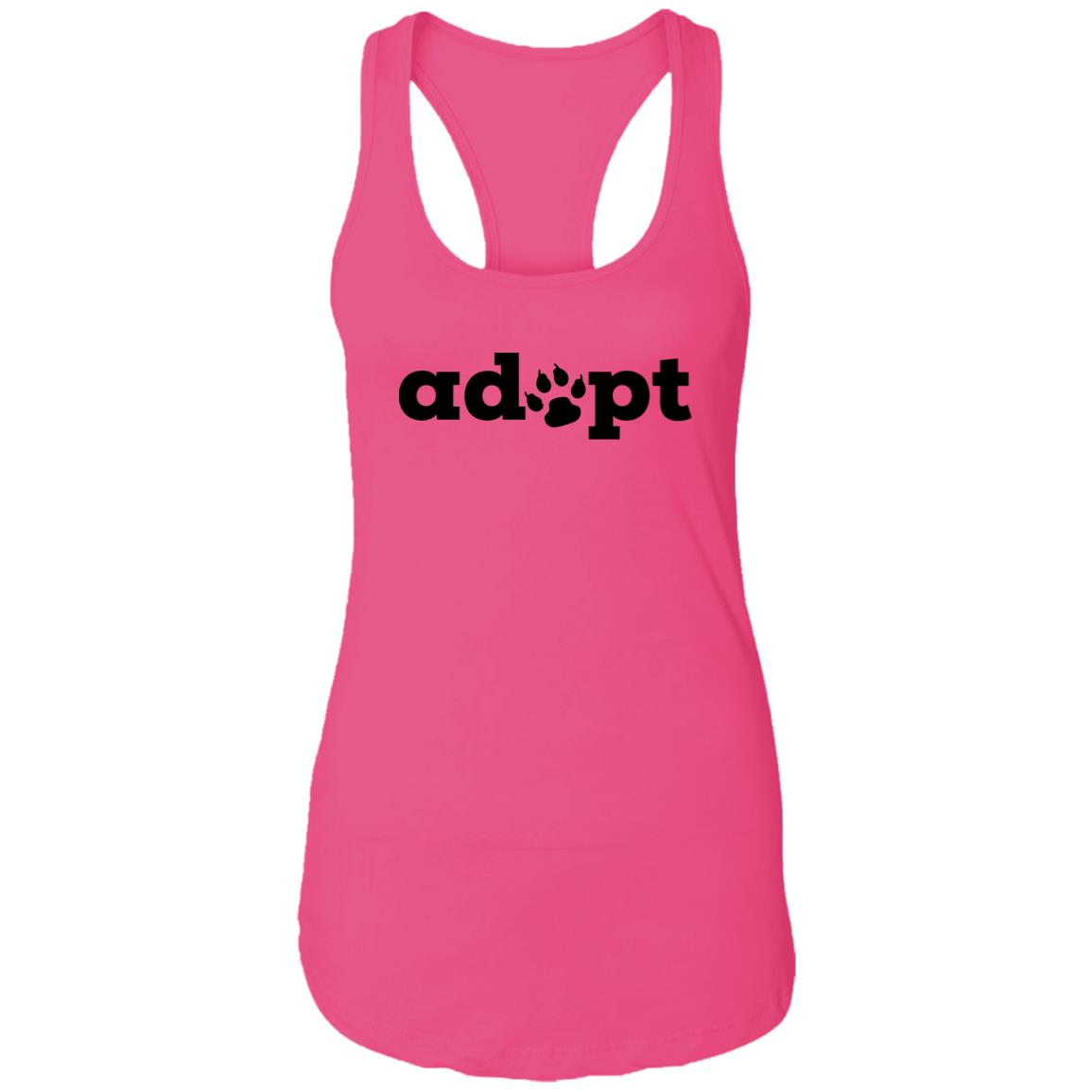 Adopt ! Absolutely Pawsitively 🐾 Ideal Tank- Pink- Deal 40% Off