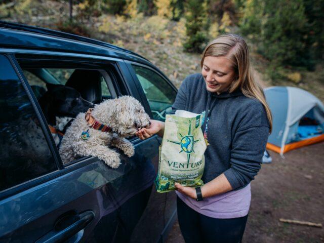 Venture dog food recalled