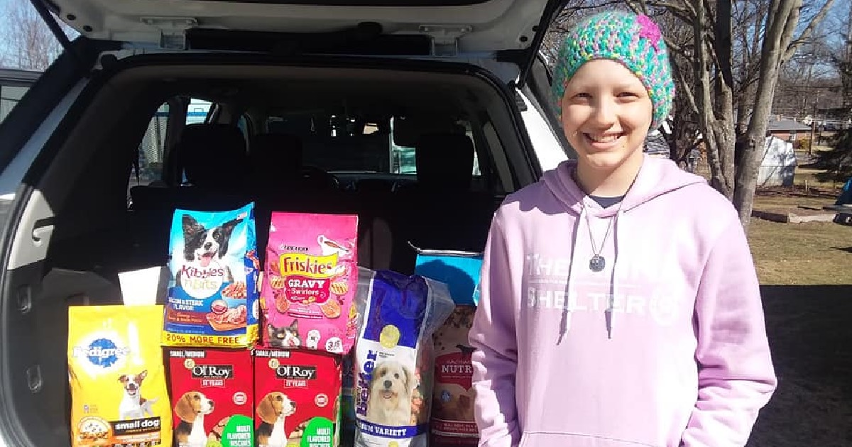 Avery and donations