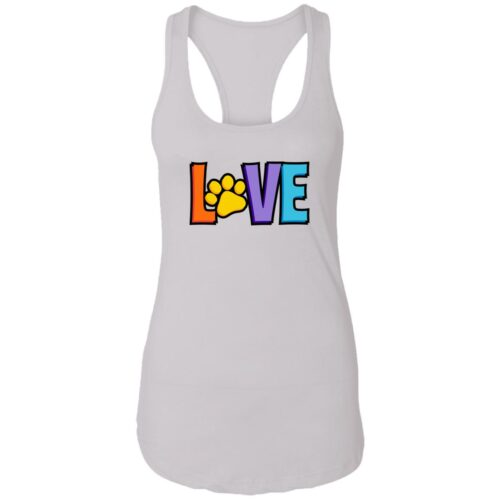 Love Is 💕 Ideal Tank- White