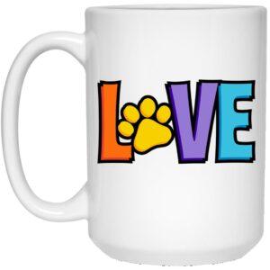 Love is 💕 15 oz.Mug