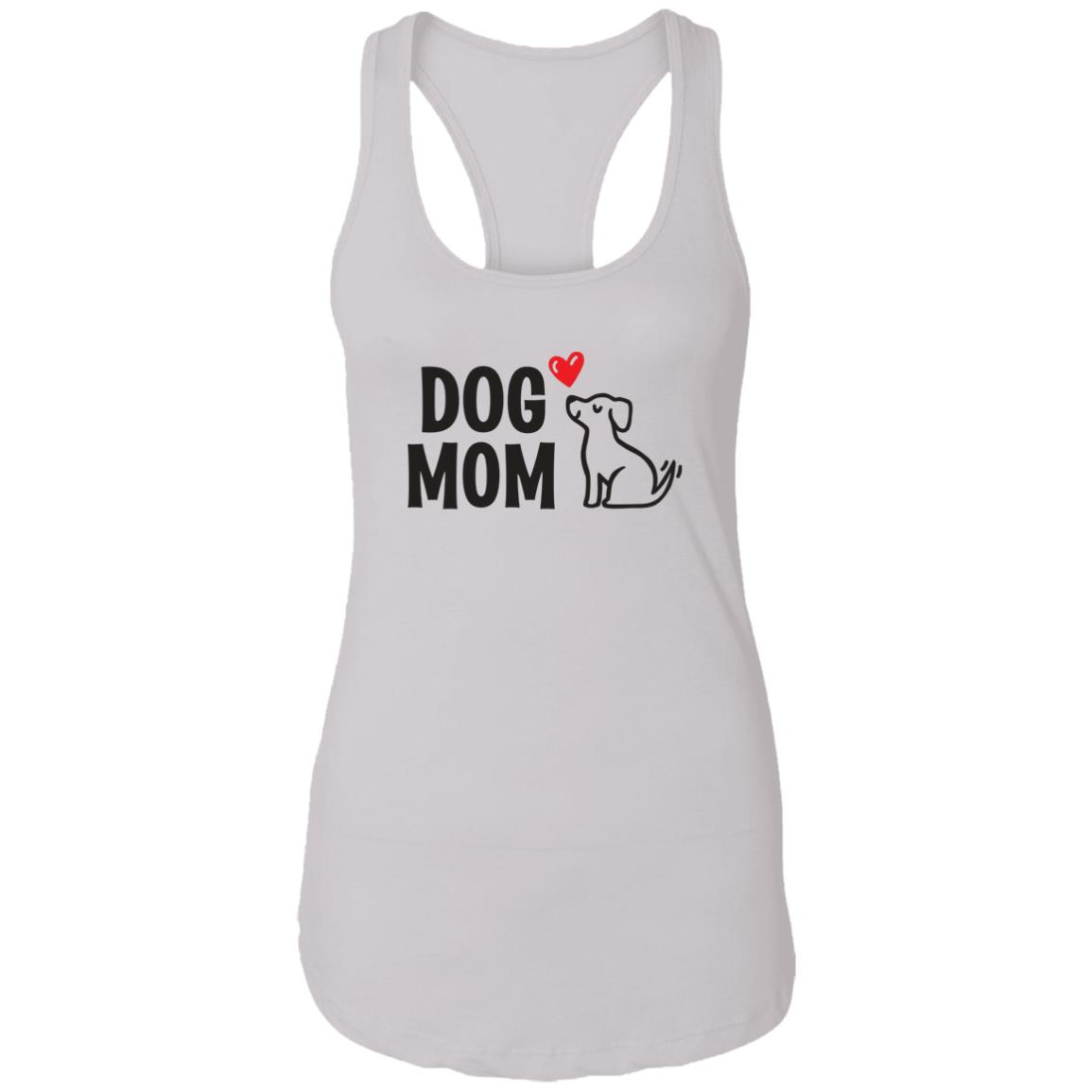 "Dog Mom ""I Really Love This Pup"" ❤️  Ideal  Tank"