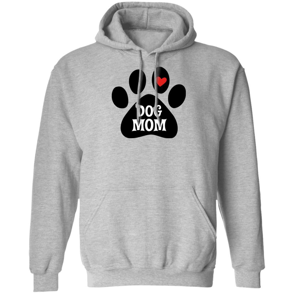 I'm A Dog Mom ❤️ Pullover Hoodie 🐾 Deal Up To 25% Off!