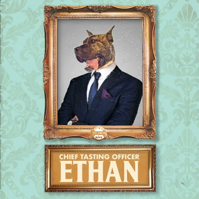 Ethan Chief Tasting Officer