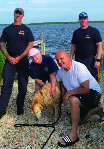Chunk missing dog new jersey state police