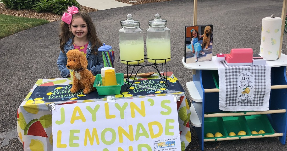 Lemonade Stand Featured