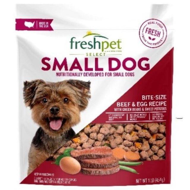 FreshPet Small Dog Beef