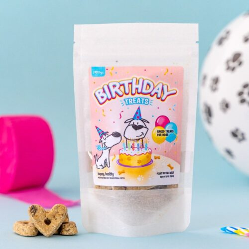 Birthday 🎉 Peanut Butter & Jelly Baked Treats