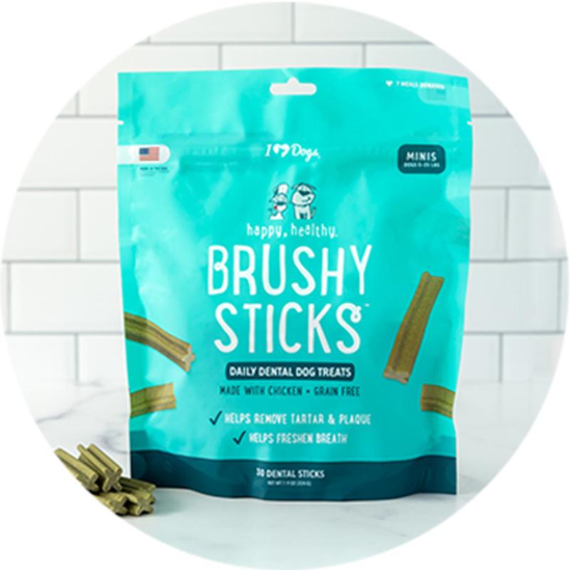 Brushy Sticks Products