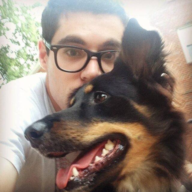 Zach Marson and Ripley