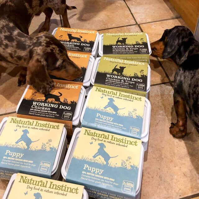 Natural Instinct products