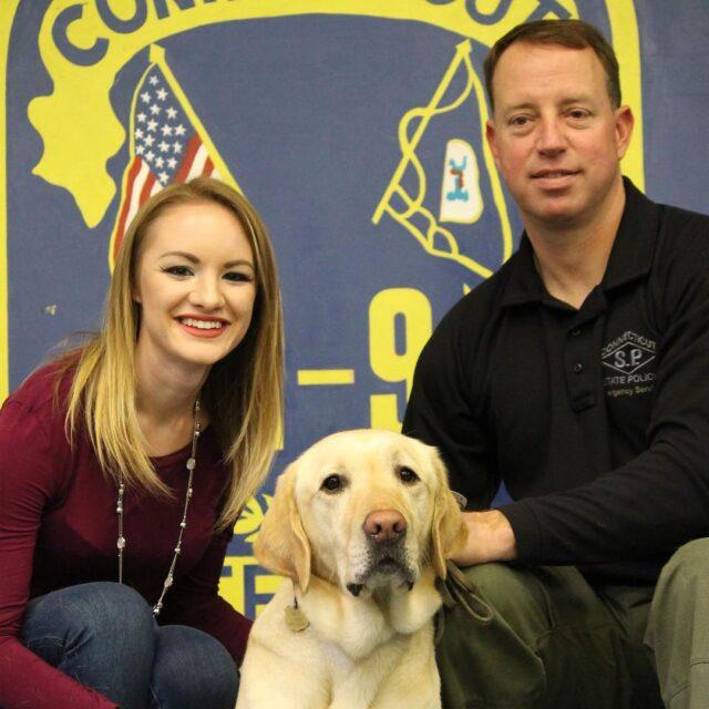 Service dog becomes police K9