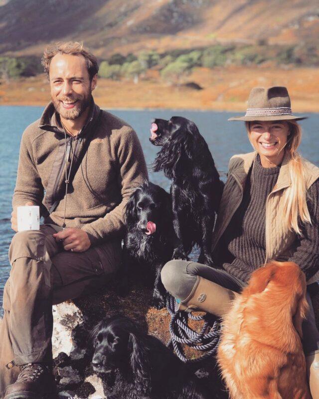 James Middleton Family