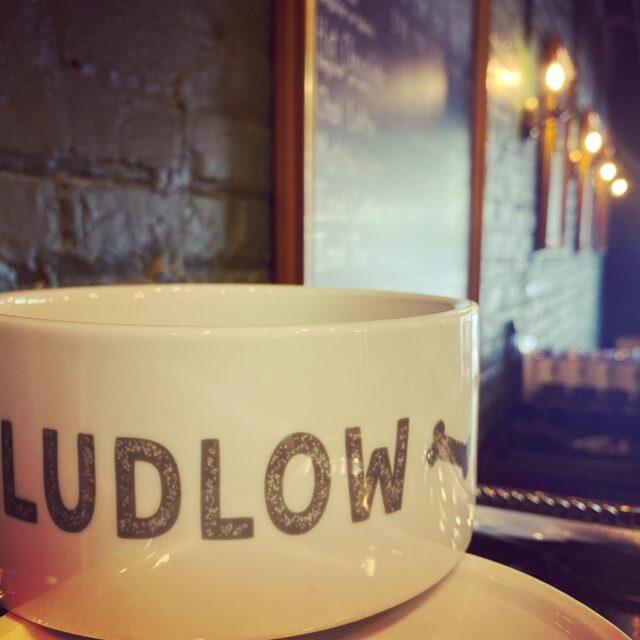 Ludlow Charlingtons coffee
