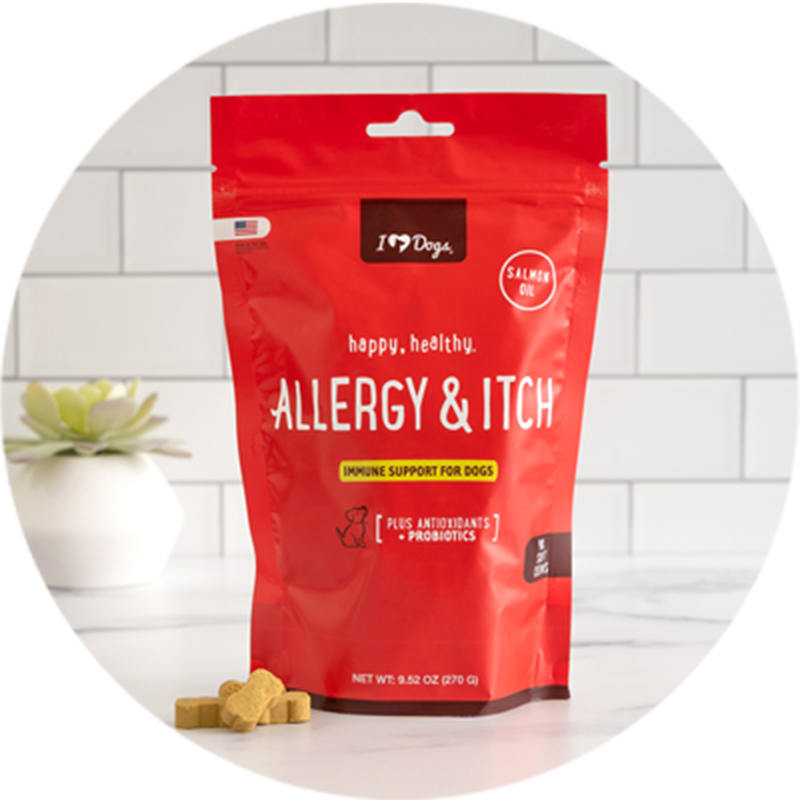 Allergy, Skin & Coat Products