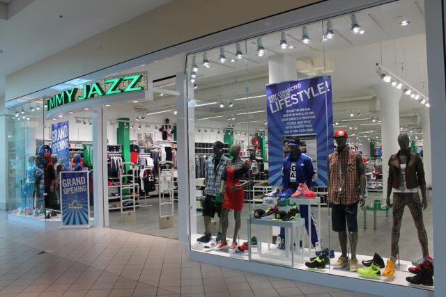 Jimmy Jazz store