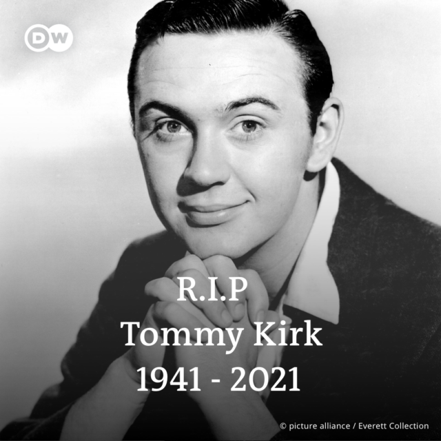 Rest in Peace Tommy Kirk