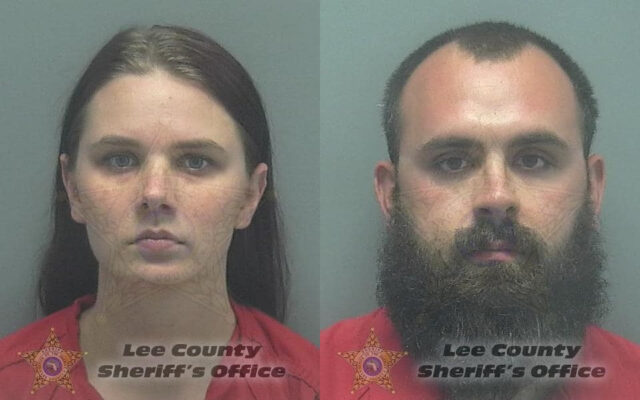 Couple arrested for animal neglect