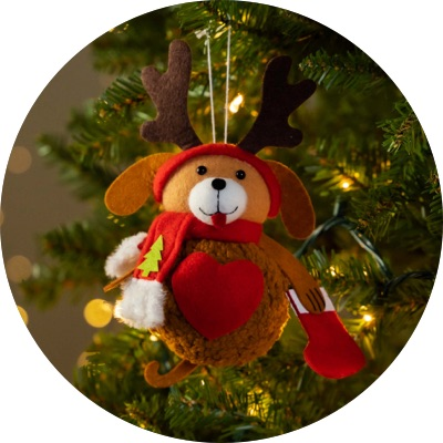 Warm Hearts, Full Bellies Ornaments Products