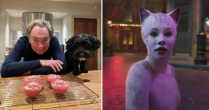 Andrew Lloyd Webber Gets Dog