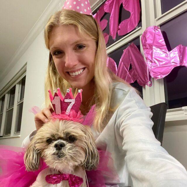 Avery Singer Coco Birthday