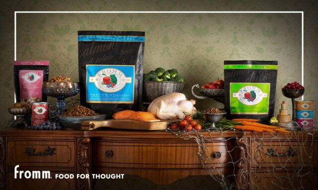 Fromm Family Foods Display