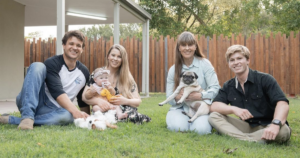 Irwin family National Pug Day
