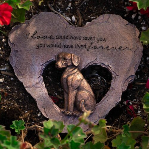 If Love Could Have Saved You Garden Stone