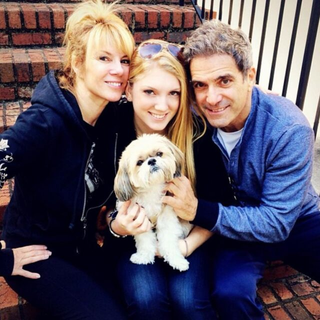 Ramona Singer's Family with Coco