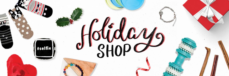 Shop Holiday!